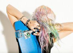 COMPLOT, SPRING/SUMMER 2013 photography: gato suaya   ∆   model: chloe norgaard