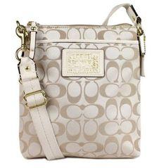 Coach Daisy Swingback Crossbody Bag - Get it at discount price!