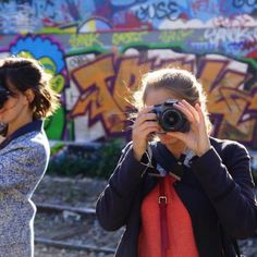 Photo Walk In Paris : learn how to take photos and explore the 20th arrondissement of Paris an incredible village ! More Photography Workshops on creativefrance.fr