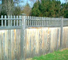 Need ideas for fencing? See pictures of a wide variety of fence styles here: http://landscaping.about.com/od/galleryoflandscapephotos/ig/Fence-Pictures/