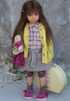 Philippa, Angela Sutter Doll