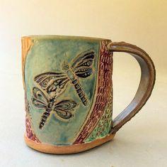 Slab Pottery, Pottery Mugs, Ceramic Pottery, Pottery Shop, Ceramic Cups, Ceramic Art, Pottery Videos, Wheel Thrown Pottery, Soup Mugs