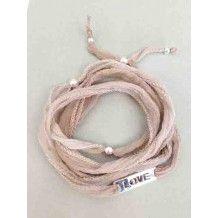 Bracelet Love tender Taupe