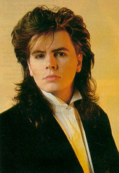John Taylor in his vampire years. Jt Taylor, Nigel John Taylor, Roger Taylor, Great Bands, Cool Bands, Human Pictures, Mullet Hairstyle, Simon Le Bon, British Boys