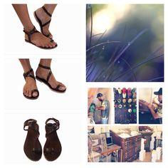#WalkaholicS - Live the Moment Featuring - Brown Design # 3 www.walkaholics.com #walkaholics #design #sandals #shoes #handmade #yaffo #jaffa #israel #live #love #custom #peace
