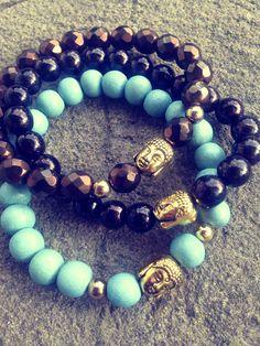 #FriendshipBracelets #BraceletsForFun #BraceletsLucky #BraceletsForAbundance #BraceletsOfLove #BraceletsForYou #brown #nature #Buddha #Beads #goldBuddha #wood #BuddhaStyle #turquoise #gold  https://www.facebook.com/ensistore