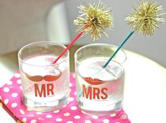 Tinsel+Stir+Sticks+by+michiemay+on+Etsy,+$24.99
