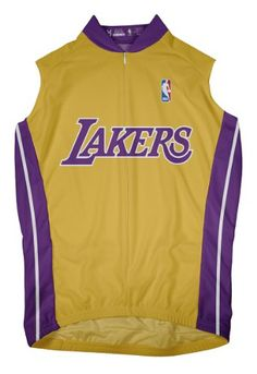185959a50 NBA Los Angeles Lakers Mens Sleeveless Cycling Home Jersey XXL Yellow   For  more information