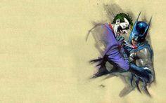 Batman/The Joker
