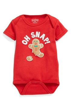 'Oh Snap' Bodysuit - Love this!!  http://rstyle.me/n/dtuqgnyg6