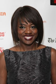 Viola Davis' Bob (Hairstyle Ideas)