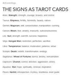 I love tarot cards!!!