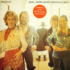 Album waterloo « Waterloo | Albums | ABBA