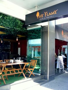 The Flame Bar N Grill – a Review