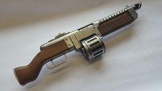 3D Printed combat shotgun and combat rifle #Fallout4 #gaming #Fallout #Bethesda #games #PS4share #PS4 #FO4