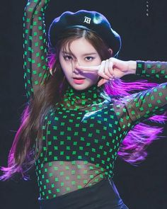 Stage Outfits, Kpop Outfits, Hangzhou, K Pop, South Korean Girls, Korean Girl Groups, Tzuyu And Sana, Yuehua Entertainment, Ulzzang Girl
