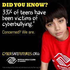 Cyber #Bullying