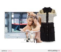 Sukienka na wiosnę: Chanel babe - Stylistki.pl