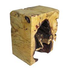 """De um tronco da exclusiva e muito dificil de trabalhar árvore de tamarindo moldou-se esta mesa de apoio deixando ficar toda esse ar agressivo e rebelde que o tamarindo exibe ! Com ou sem um vidro no topo sem dúvida uma peça única. [wpforms id=""""337""""] The post Mesa de Apoio em Tamarindo """"WILD II"""" appeared first on Papiro Wood. Tamarindo, Table, Furniture, Home Decor, Sideboard Table, Glass, Madeira, Wood Trunk, Mesas"""