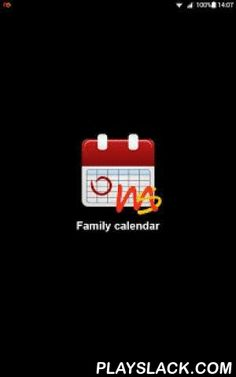 Family Calendar Lite  Android App - playslack.com , The Family calendar is the perfect appointment management for every large family.Each family member can share his own appointments with the other members.You see at a glance all appointments of yourself and the whole family.From now on, no more overlapped appointments!Features:• Easy manage appointments and keep them getting ready for access;• Distribute own appointments to all other family members; • Always keep the appointments of the…