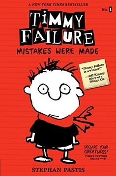 Timmy Failure: Mistakes Were Made by Stephan Pastis http://smile.amazon.com/dp/076366927X/ref=cm_sw_r_pi_dp_DNrRvb1H97H8Z