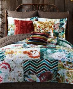 CLOSEOUT! Tracy Porter Michaila Quilt Collection - Quilts & Bedspreads - Bed & Bath - Macy's