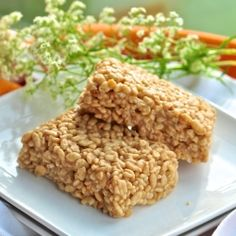 Peanut Butter Rice Krispies by oliveoilandlemons 1 can sweetened condensed milk 1/2 cup peanut butter 1/2 cup golden corn syrup 1/2 cup brown sugar 6-8 cups Rice Krispies (6 makes really chewy ones, 8 a little more firm)