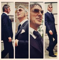 Paul Weller THE MOD FATHER!