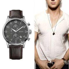 3 looks e relógios matadores para usar no primeiro encontro - El Hombre