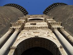 Castel Nuovo - Naples, Italy - 40°50′00″N 14°15′00″E
