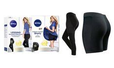Groupon - 1 o 2 leggings e short snellenti Nivea Q10 Plus disponibili in 2 taglie. Prezzo deal Groupon: €9,99