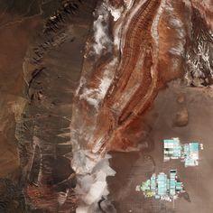 Space in Images - 2017 - 11 - Salar de Atacama, Chile