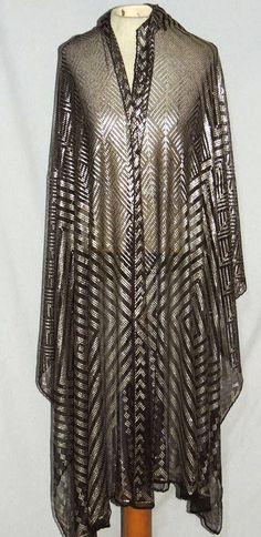 Stunning 1920s Assuit shawl