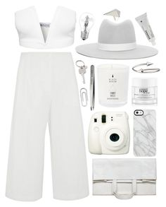 """""""Geen titel #413"""" by s-ensible ❤ liked on Polyvore featuring Jules Smith, McQ by Alexander McQueen, Oneness, Uncommon, Janessa Leone, philosophy, Fuji, Maison Margiela, Bobbi Brown Cosmetics and Osram"""