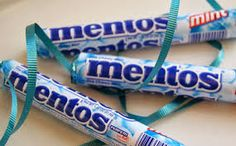 Coupon – Free Pack of Mentos Mints