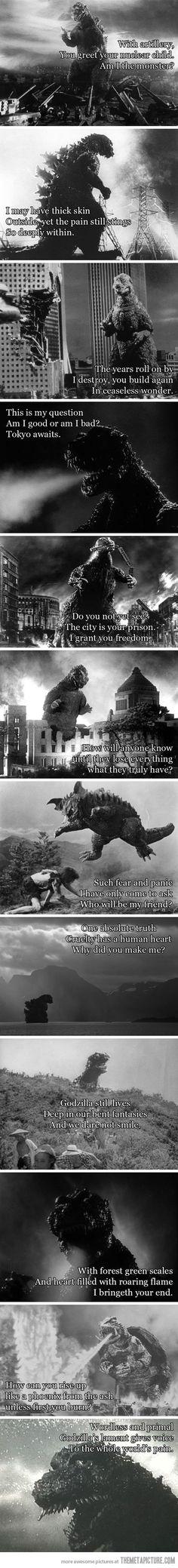 Godzilla Haiku…: