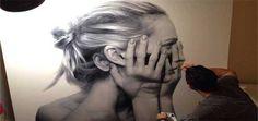 Painting vs. Photography – hyperrealism paintings of Tigran Tsitoghdzyan