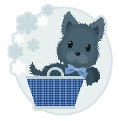 "Use the Warp Tool to Create a Furry ""Toto"" in Adobe Illustrator"