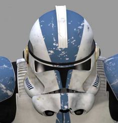 Blue Special Ops clone trooper - Trial of Skill (Knowledge)