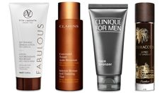 Whether or not summer is still here there's times we still need to rock our favorite shorts, bathing suits and dresses. Here we have some of the best sunless tanners to add a little faux glow, since the days of laying out in the sun for hours are behind us (right?) Check out our list of sprays, loti…