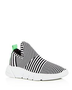 KENDALL AND KYLIE KENDALL AND KYLIE WOMEN'S CALEB SLIP-ON SNEAKERS. #kendallandkylie #shoes #