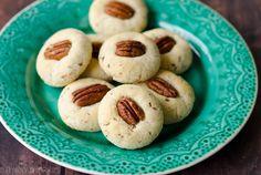 Almond Flour Pecan Sandies