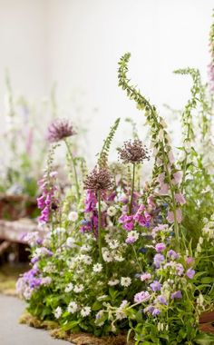 British Flowers Week 2017 — Day Two with florist Jennifer Pinder