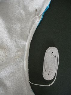Replace elastic in Cloth Diaper