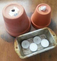 DIY Clay Pot Space Heater - News - Bubblews