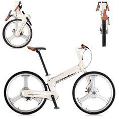 If Mode Bike... foldable bike!