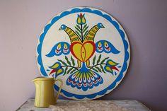 I've always had a love for Dutch folk art. Pattern Art, Art Patterns, Quilting Patterns, German Folk, Art Furniture, Painted Furniture, 6th Grade Art, Pennsylvania Dutch, Swedish Design