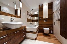 6 pomysłów na urządzenie łazienki na 6m2 - M-Mieszkanie Bathroom Goals, Bathroom Spa, Washroom, Bathroom Interior, Luxurious Bedrooms, Amazing Bathrooms, Bathtub, House Design, Interior Design