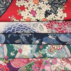 Beautiful soft and fine Japanese cotton patchwork/textiles Fabric  http://marikojapan.ocnk.net/product-list/123