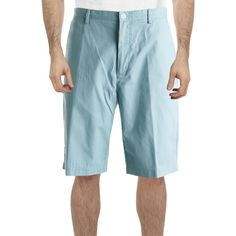 Calvin Klein Mens Piedmont Twill Flat Front Bermuda, Walking Shorts